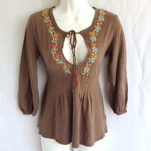 Free people blouse, top, size S, great condition.